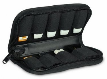 USB Flash Drives Carrying Case Zipper Bag with Padded Protection