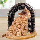 Cat Self Groomer Hair Free Kitten Kitty Massage Massager Scratcher Carpet