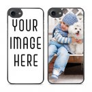 Custom Personalized DIY Photo Printed logo Picture Plastic Phone Case Skin Cover