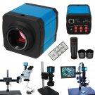 14 MP 1080 P HDMI USB C Mount Digital Industry Video Microscope Camera Zoom Lens
