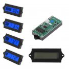 8 to 70V DC LCD Lead Acid Lithium Battery Capacity Digital Tester Indicator