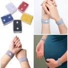 10 Pairs Anti Nausea Wrist Bands For Morning Sickness Motion Travel Sick Car Sea