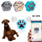 GPS Tracker Pet Mini Finder Locator Alarm Waterproof Track Dog Cat Location WIFI