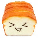 3 pcs Simulation Food Model Toast Bread Fridge Magnet Teaching Props Shooting