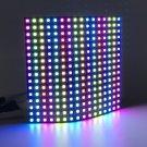 16x16 Pixel Flexible LED Letter Words Programmed Programmable Panel Screen DC 5V