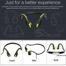 Waterproof Hand Free Bluetooth Headphones Headset Rechargeable Sports Earphone