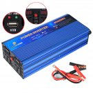 12 TO 220 V Power Inverter Modified Sine Wave Power Converter 2000 W 3000W 4000W
