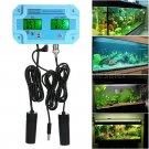 pH EC Temperature Meter Water Detector Digital LCD Water Quality Monitor Tester