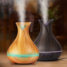 New Oil Diffuser Purifier Ultrasonic Air Aromatherapy Humidifier 7 LED for Aroma