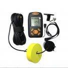 Portable Handheld Fish Finder Remote Fishfinder Wired Sonar Sensor Transducer