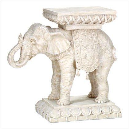 ALAB. ELEPHANT PLANT STAND