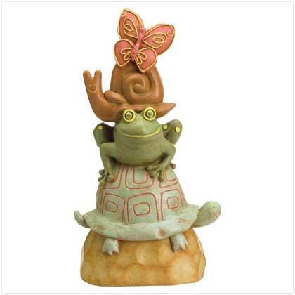 Sweet Life Totem Statue