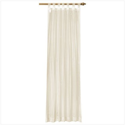 BEIGE WINDOW CURTAIN