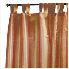 ORANGE SUN EMBROIDERED CURTAIN