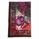 OHM DESIGN COTTON SHEET