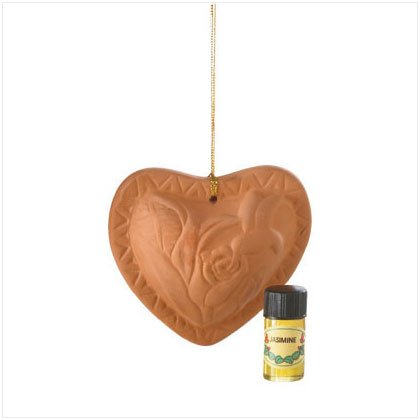HEART DIFFUSERS WITH OIL
