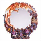 DRAGON MIRROR W/ SENSOR LIGHT