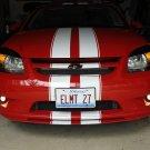 Chevy Chevrolet Cobalt Pontiac G5 vinyl eyelids eyelid