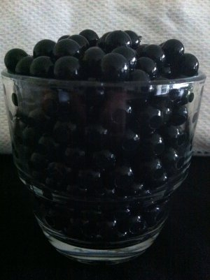 Black - Water Beads
