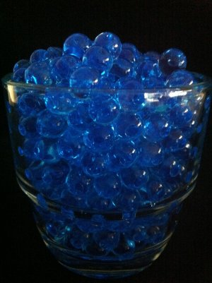 Blue - Water Beads