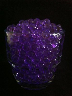 Purple - Water Beads