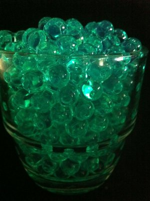 Teal - Water Beads