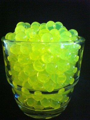Yellow - Water Beads