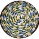 "10"" Flower Pillow Crochet Pattern PDF File #2230"