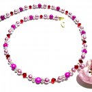 Atarah Lampwork Necklace