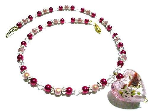 Austyn Lampwork Necklace