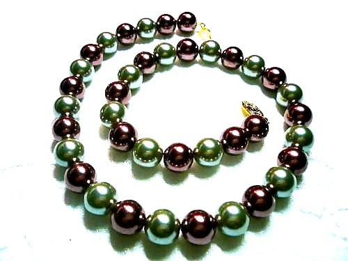 Acacia Pearl Necklace