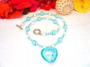 Adena Lampwork Necklace