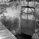 8x10 Photo ~ Black & White #001 Irrigation in Montana