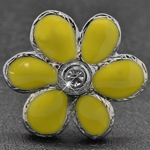 Yellow flower ring!!