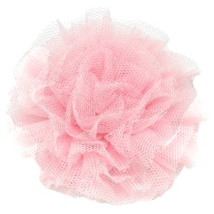 Light pink hair clip