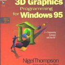 3D Graphics Programming for Windows 95