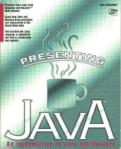 Presenting Java