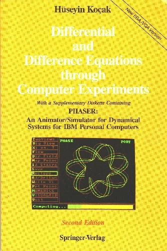 Differential and Difference Equations Through Computer Experiments:...