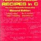 Numerical Recipes in C: The Art of Scientific Computing