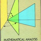 Mathematical Analysis of Physical Problems
