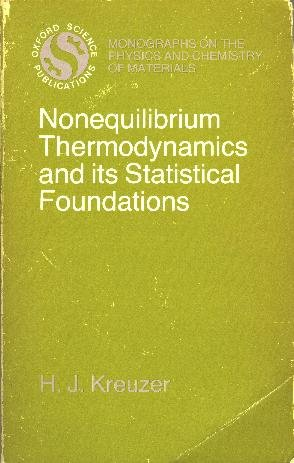 Nonequilibrium Thermodynamics and Its Statistical Foundations