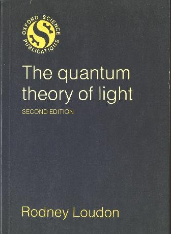 The Quantum Theory of Light