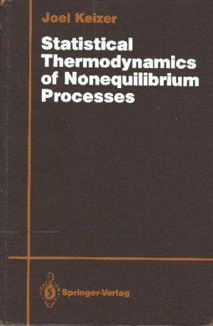 Statistical Thermodynamics of Nonequilibrium Processes