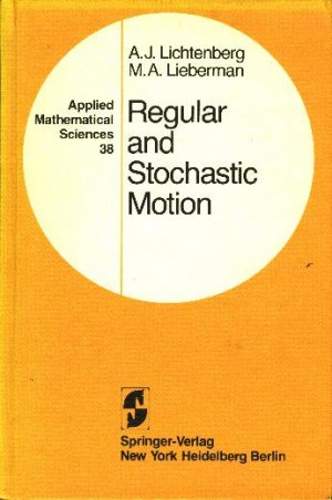 Regular and Stochastic Motion: Applied Mathematical Sciences