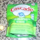 Cascade Action Pacs, Dishwashing Pods, Dawn Fresh, 0.6 oz, 12/Pack by Cascade