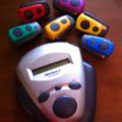 HASBRO REMOTE POSSIBILITIES ELECTRONIC WIRELESS 3-6 PLAYER PARTY GAME 2002