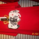 Hood Rich Tee Red Benjamin
