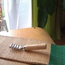 JAPANESE TRADITIONAL FISH SCALE REMOVER KITCHEN TOOL NATURAL  CONCEPT