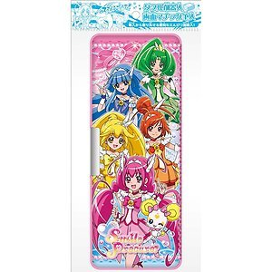 OFFICIAL JAPANESE PRETTY CURE SCHOOL SUPPLY PENCIL CASE JAPAN