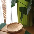 JAPANESE TRADITIONAL BAMBOO PLATE OF 2  ZARUSOBA NOODLE TEMPRA NATURAL  CONCEPT